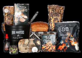 Kerstpakket BBQ Masters pakket