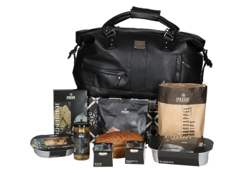 Kerstpakket Black & Culinaire