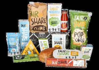 Kerstpakket Fair pakket for all