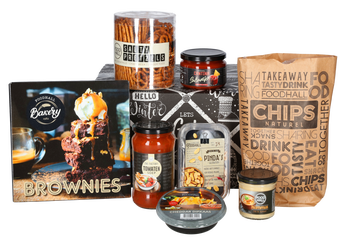 Kerstpakket For foodies