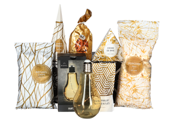Kerstpakket Golden vibes pakket
