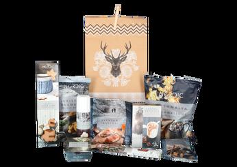 Kerstpakket Nordic in zak