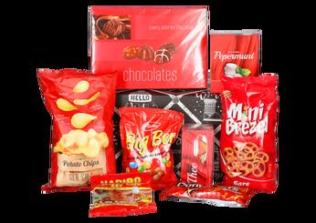 Kerstpakket Red pakket