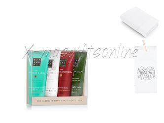 ituals The ultimate handcare collectionmet baddoek in paperbag verpakt