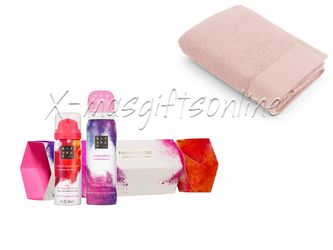 Rituals holi treat met baddoek