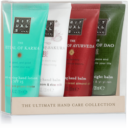 The ultimate handcare collection Rituals