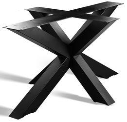 Stalen XL Spinpoot Tafel Onderstel