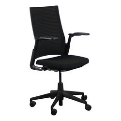 Ahrend 2020 bureaustoel Zwart Refurbished