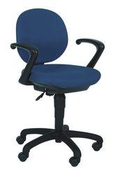 Bureaustoel euroseats Blauw