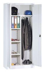 Garderobekast Met Hang en Leg 2 Deurs