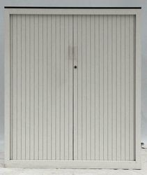 Lensvelt Smalle Archiefkast Roldeurkast 106,5x90x45cm