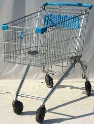 Gebruikte Winkelwagen Wanzl Metaal 178 liter ELX 185
