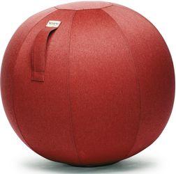 Vluv Zitbal Leiv Ruby Red 60-65cm