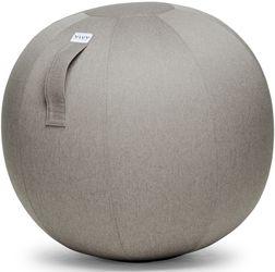 Vluv Zitbal Leiv Stone 60-65cm