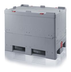 IBC container opvouwbaar 500 liter120 x 80 x 91 cm L x B X H
