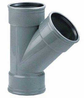 PVC T-stukken SN-8