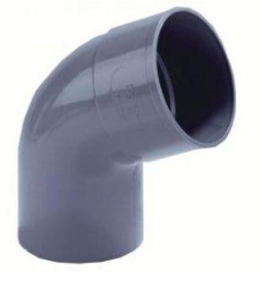 PVC HWA Bocht mof-spie