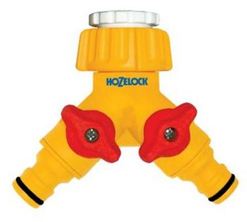 Hozelock-duo-kraankoppeling