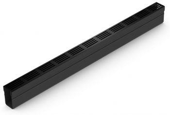 Slimline-sleufgoot-zwart