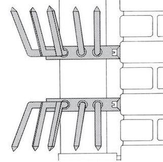 loro-x-klimbeugel-thermisch-verzinkt-staal