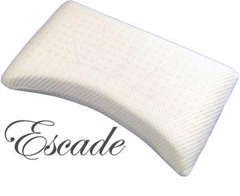 Mahoton Escade 9cm ventilerend hoofdkussen