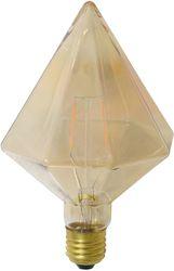 Maak jou interieur af met Led punt Light! Deze lichtbron is met Led in een modern jasje gestoken en daarom gezien worden. Door zijn spitse diamanten vorm en zijn oranje glas is het een mooie lichtbron. Deze lichtbron geeft extra sfeer aan jou interieur! Plaats de lichtbron in een hanglamp of kroonluchter en hij zal stralen! Deze lichtbron is geschikt voor een E27 fitting en heeft een hoogte van 17 cm en een diameter van Ø11 cm. Deze lichtbron is afkomstig van het Nederlandse merk Light & Living.