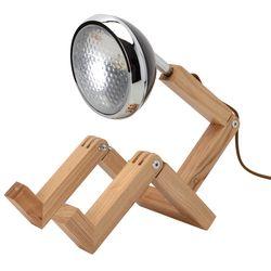 Tafellamp Mister Woody - Zwart - Le Studio