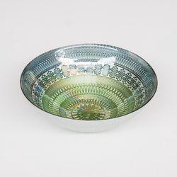 Kom - Regenboog Jade - Zenza