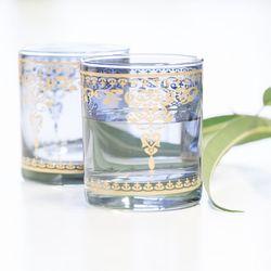 Waterglas - Empress Grijs - Zenza