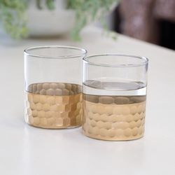 Waterglas - Reflexions Transparant - Zenza