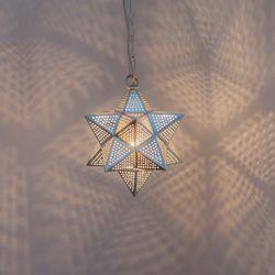 Hanglamp Star - Filisky Mini - Zilver - Zenza