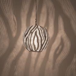 Hanglamp - Dune Zilver - Medium - Zenza