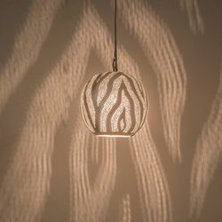 Hanglamp - Dune Zilver - Small - Zenza