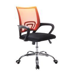 Bureaustoel Kolding - Oranje - LiL Design