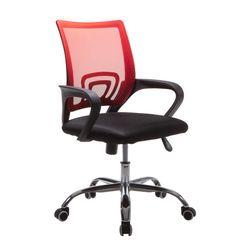 Bureaustoel Kolding - Rood - LiL Design
