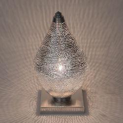 Tafellamp Elegance - Filisky Mini - zilver - Zenza
