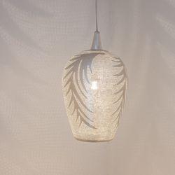 Hanglamp - Tropic Leaf Small - Zilver - Zenza