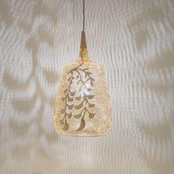 Hanglamp - Trophy Blossom Goud - Small - Zenza