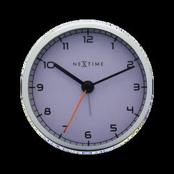 NeXtime Alarmklok Company Wit