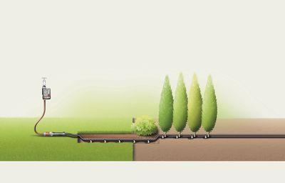 Gardena Druppelbuis Ondergronds