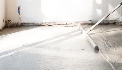 Vloerrenovatie: vervang je houten vloer door schuimbeton