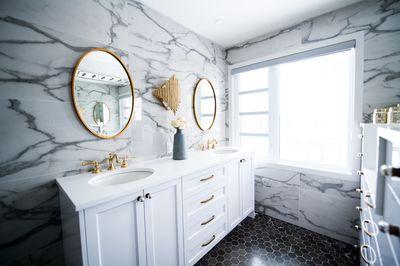 Welke spiegelvorm past bij jouw badkamer?