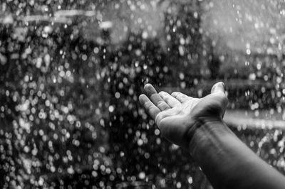Klus jij buiten als het regent?