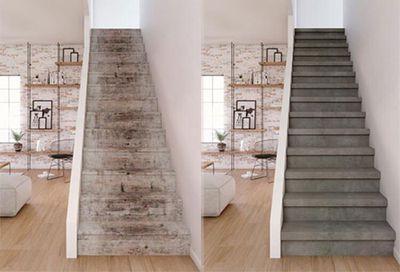 In 5 stappen en binnen in 1 dag een nieuwe trap plaatsen!
