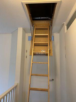 Zoldertrap opvouwbaar of vaste trap maken?