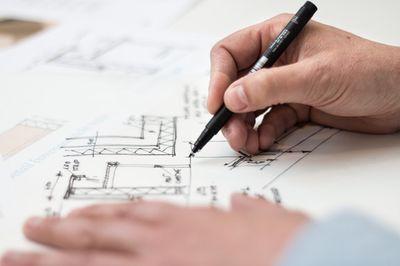 Hoe maak ik zelf bouwtekeningen die aan de vergunning eisen voldoen? AutoCAD!