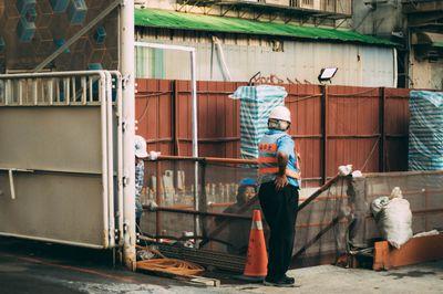 Bij asbest staat veilig werken voorop
