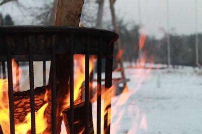 Ook in de winter lekker buiten zitten