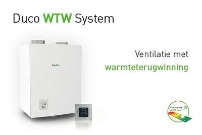 Het wtw ventilatiesysteem begrijpen en installeren
