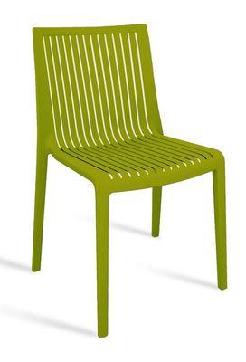 Lyse designstoel groen